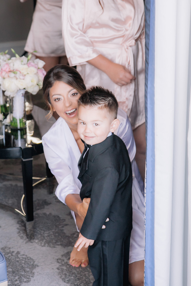 Ring Bearer Tux - Clane Gessel Photography