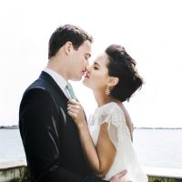 Romantic Lux Wedding Photo - Nora Photography