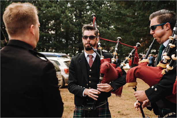 Wedding Ceremony Music Bag Pipes - The Shank Tank