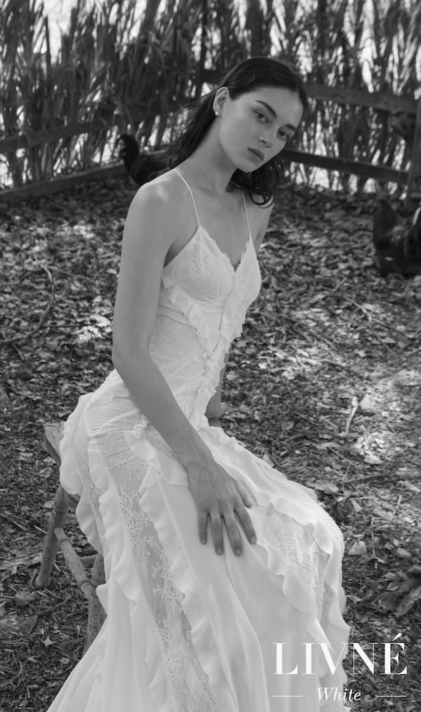 Wedding Dress by Livne White - Clara