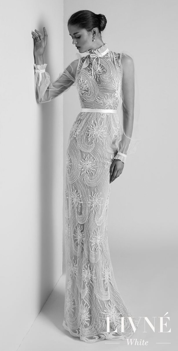 Wedding Dress by Livne White - DAHLIA
