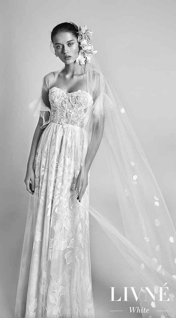 Wedding Dress by Livne White - LAYLA