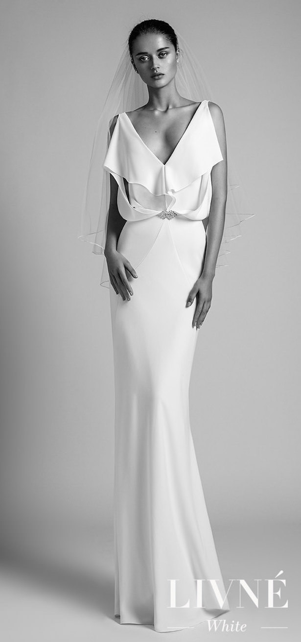 Wedding Dress by Livne White - ORCHID