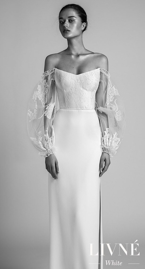 Wedding Dress by Livne White - RITA