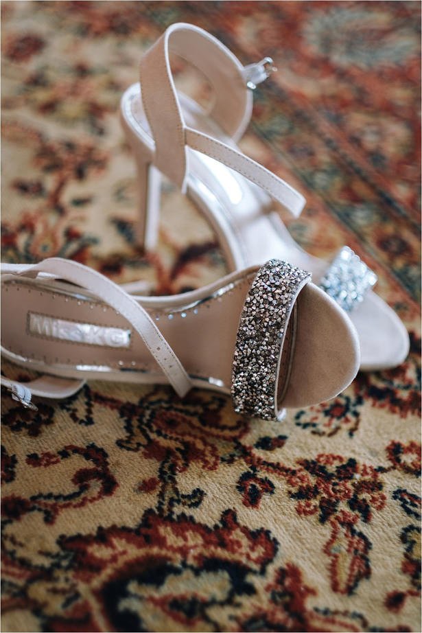 Wedding Shoes - The Shank Tank