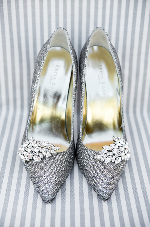 Wedding Shoes - Nora photography