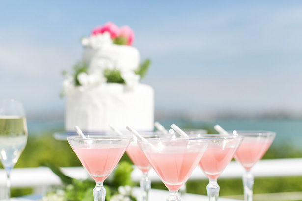 Wedding Signature Drinks - Nora Photography