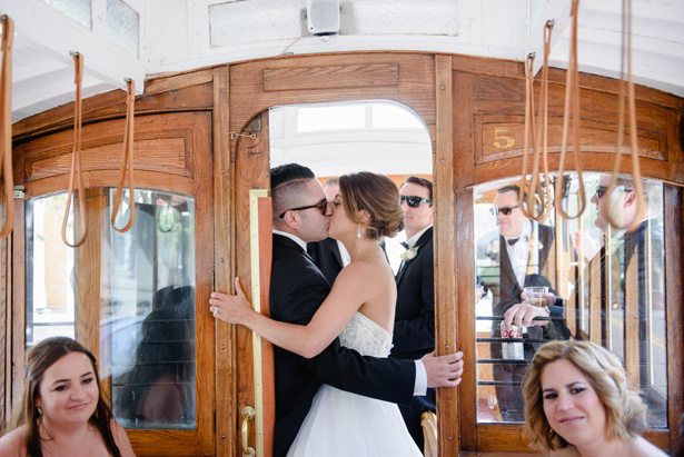 Wedding Transportation - Clane Gessel Photography