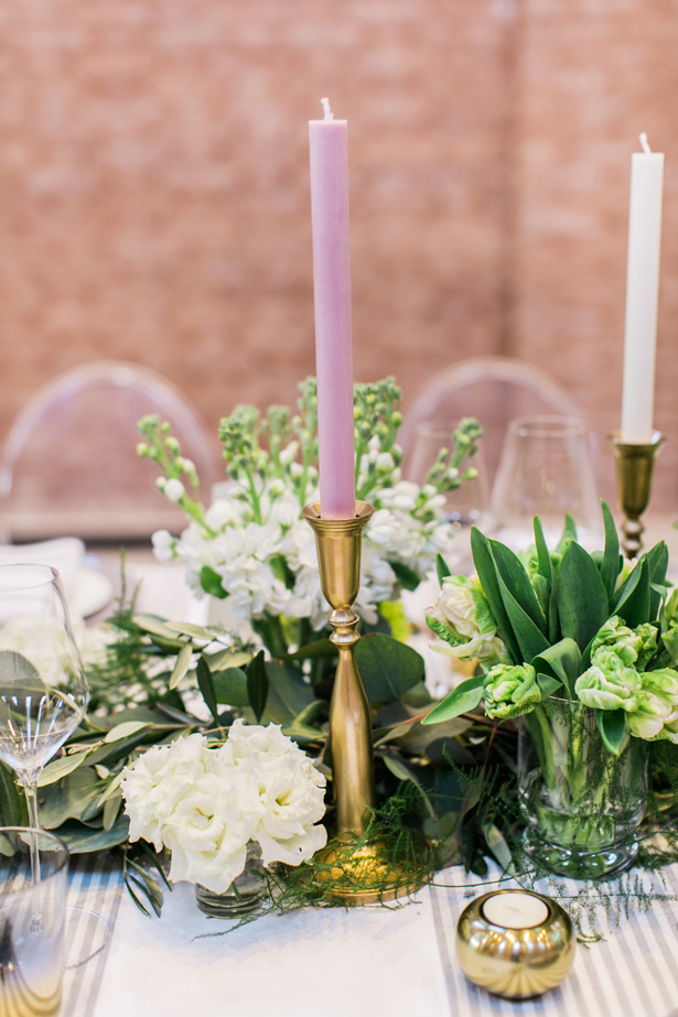 Wedding candles - Nora Photography
