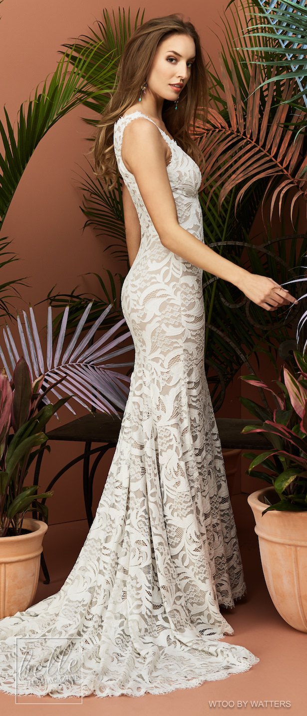 Wtoo by Watters Wedding Dress Collection Fall 2018 - Alzbeta