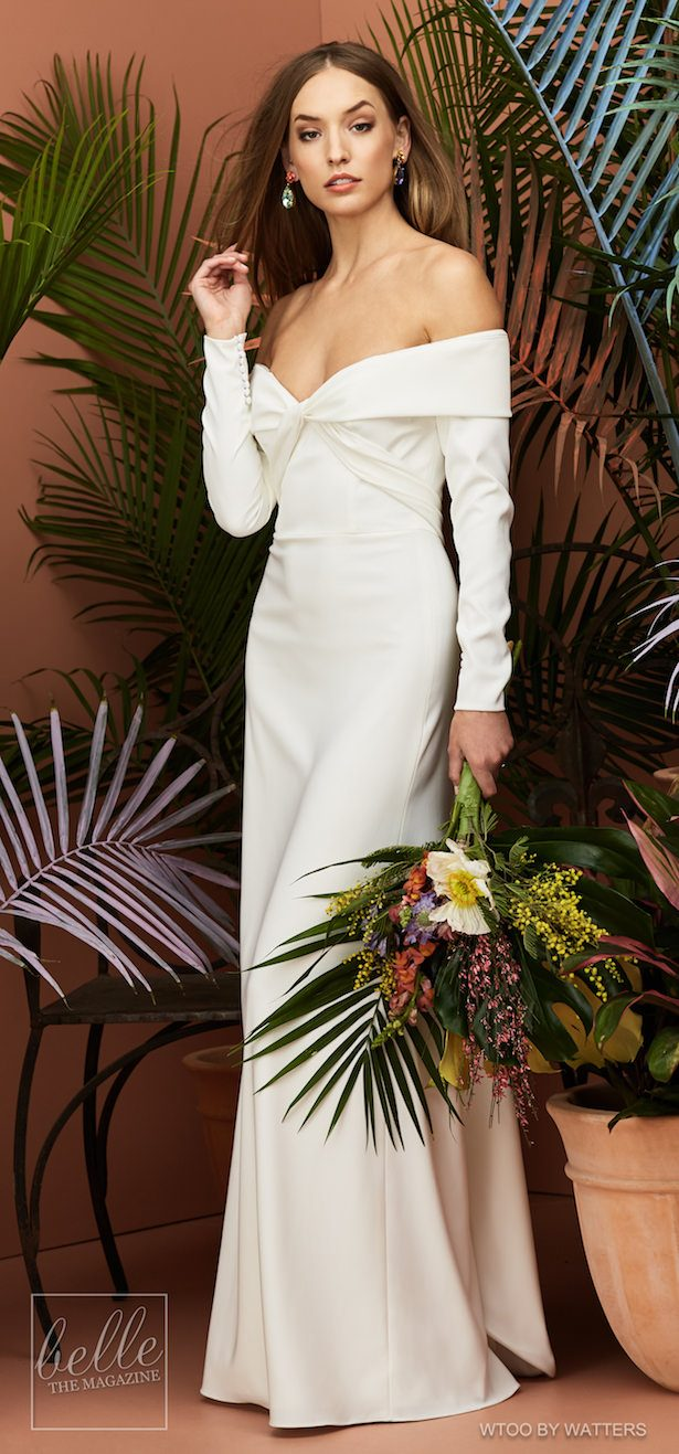 Wtoo by Watters Wedding Dress Collection Fall 2018