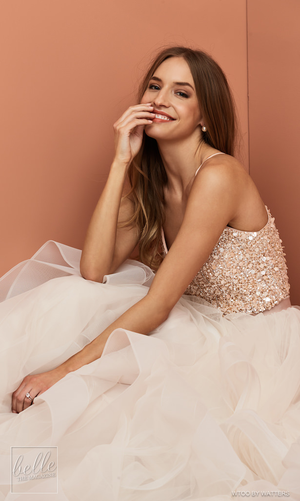 Wtoo by Watters Wedding Dress Collection Fall 2018 - Everdeen