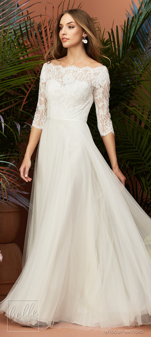 Turn Heads With Wedding Dresses From Watters Spring 2015 Bridal Collection Turn Heads With Wedding Dresses From Watters Spring 2015 Bridal Collection new pictures