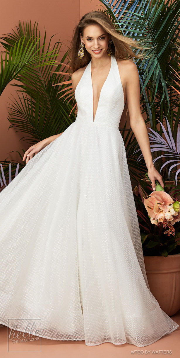 Wtoo by Watters Wedding Dress Collection Fall 2018 - Glitra