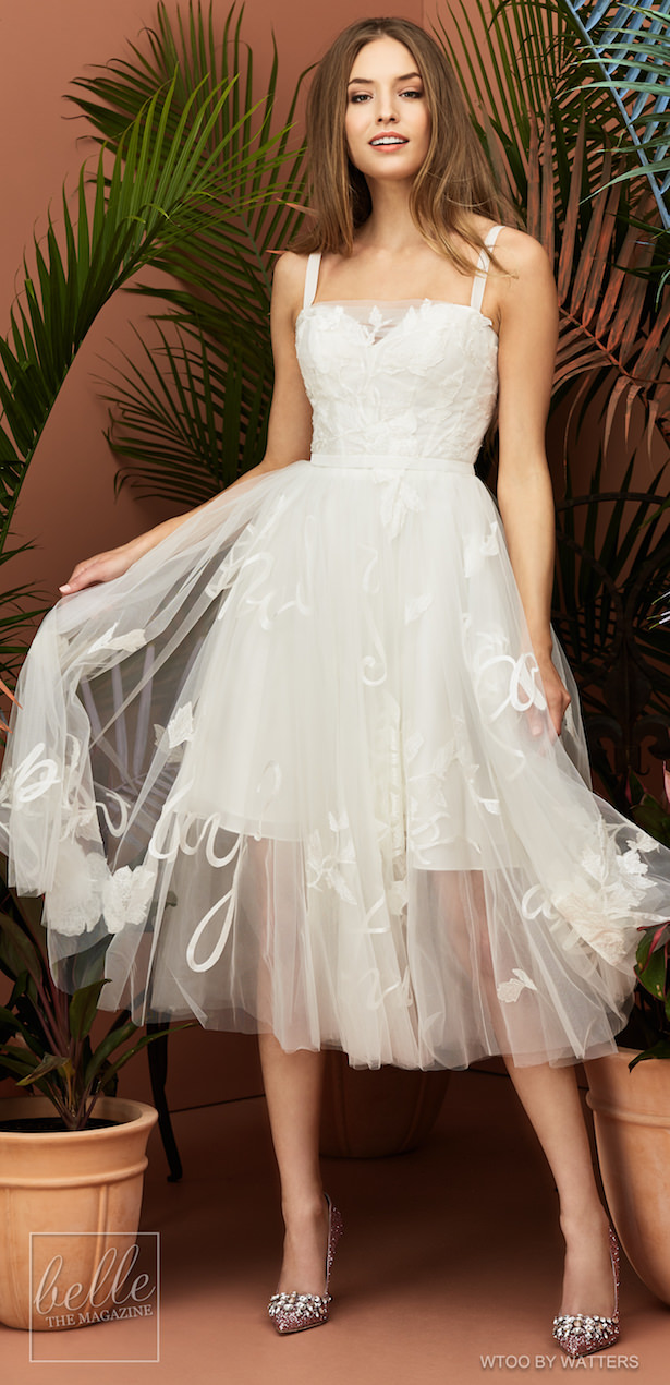 """Wtoo by Watters Wedding Dresses Fall 2018: """"At First Sight"""" Bridal Collection - Juliet"""