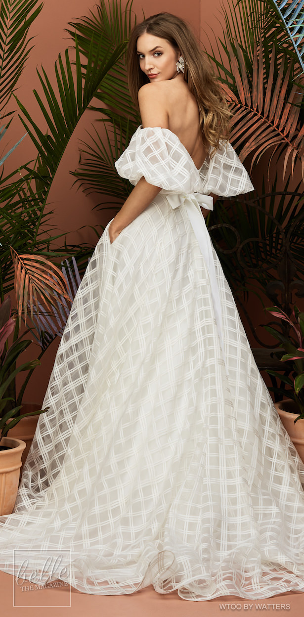 Wtoo by Watters Wedding Dress Collection Fall 2018 - Rosalind