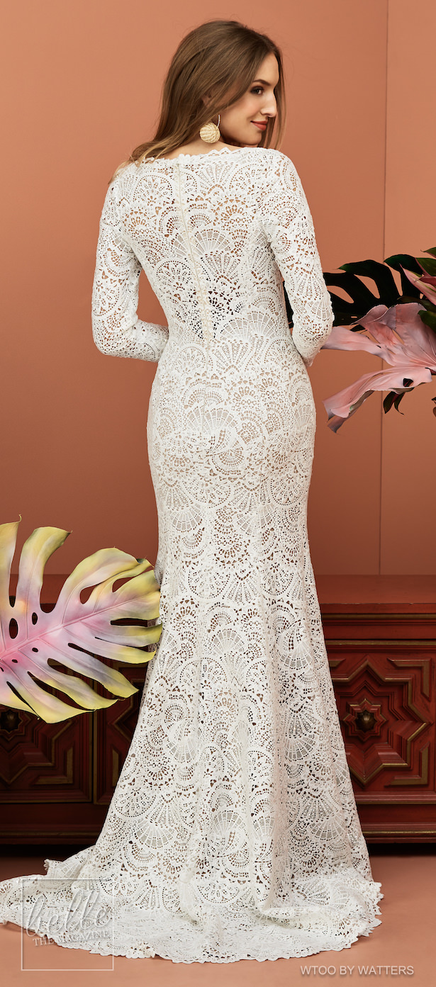 Wtoo by Watters Wedding Dress Collection Fall 2018 - Taryn