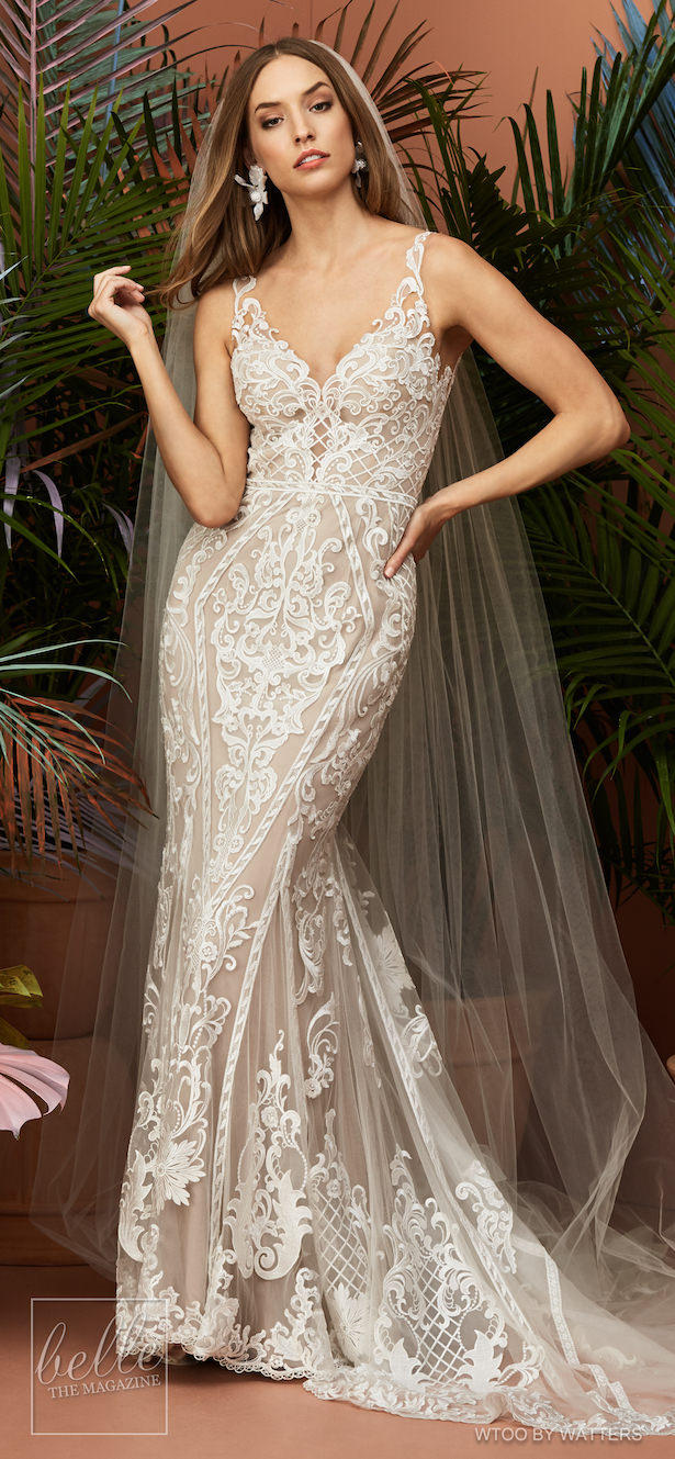 Wtoo by Watters Wedding Dress Collection Fall 2018 - Viola