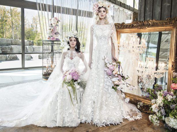 "Yumi Katsura Spring 2019 Wedding Dresses ""Life Is A Garden"" Bridal Collection"