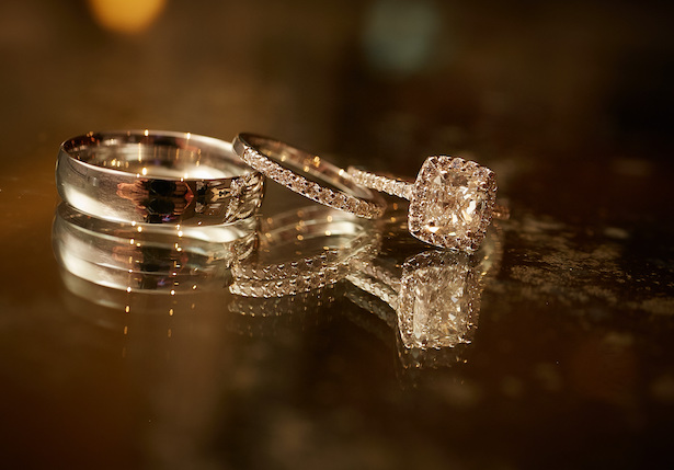 wedding rings - Wasio Photography