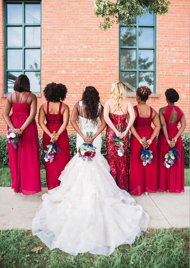 ​Long Bridesmaid Dresses - Photography: Sabel Moments