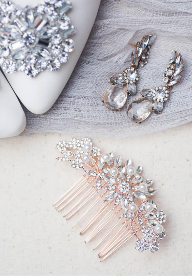 ​Stylish ​Bridal Accessories- Photography: Sabel Moments