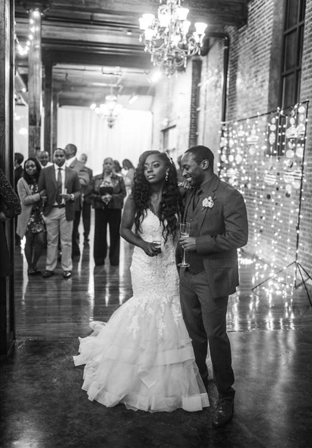 Beautiful Black and White Wedding Photography - Photography: Sabel Moments