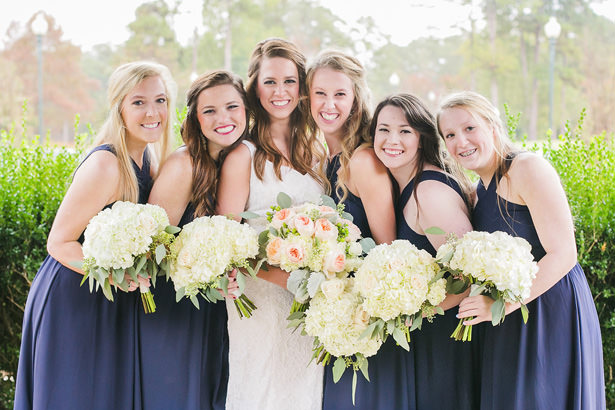 Bridal Party Bouquets - Allison Nichole Photography