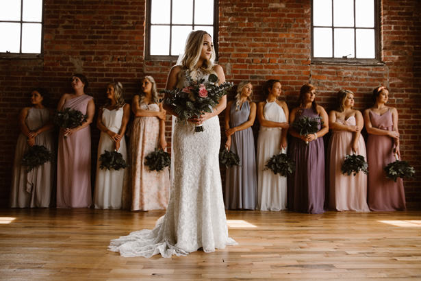 Bridal Party Photo Ideas - T&K Photography