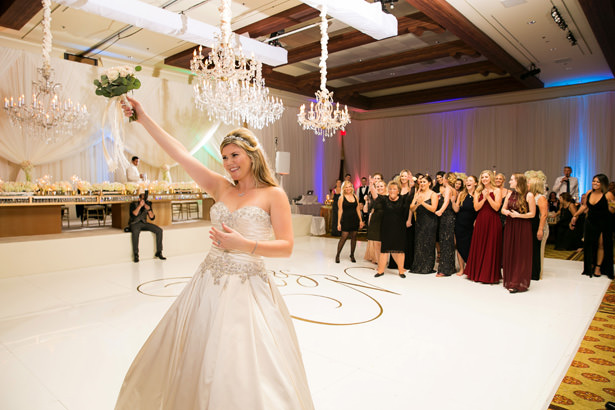 Bride Bouquet Throw - Christopher Todd Studios