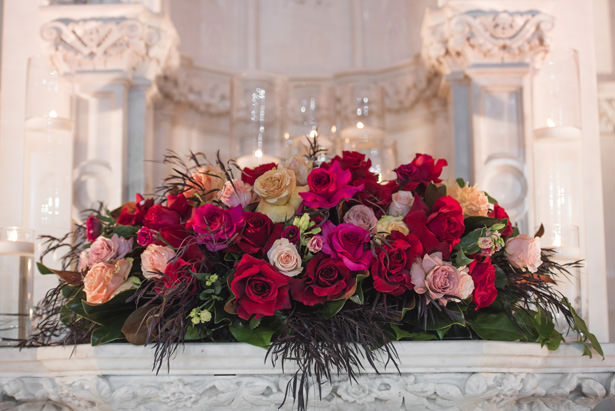 Church Wedding Ceremony Flowers - Photography: The Big Affair