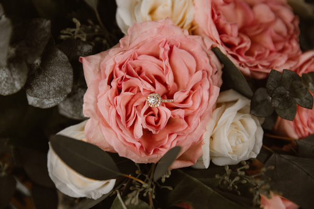 Diamond Wedding Ring - T&K Photography