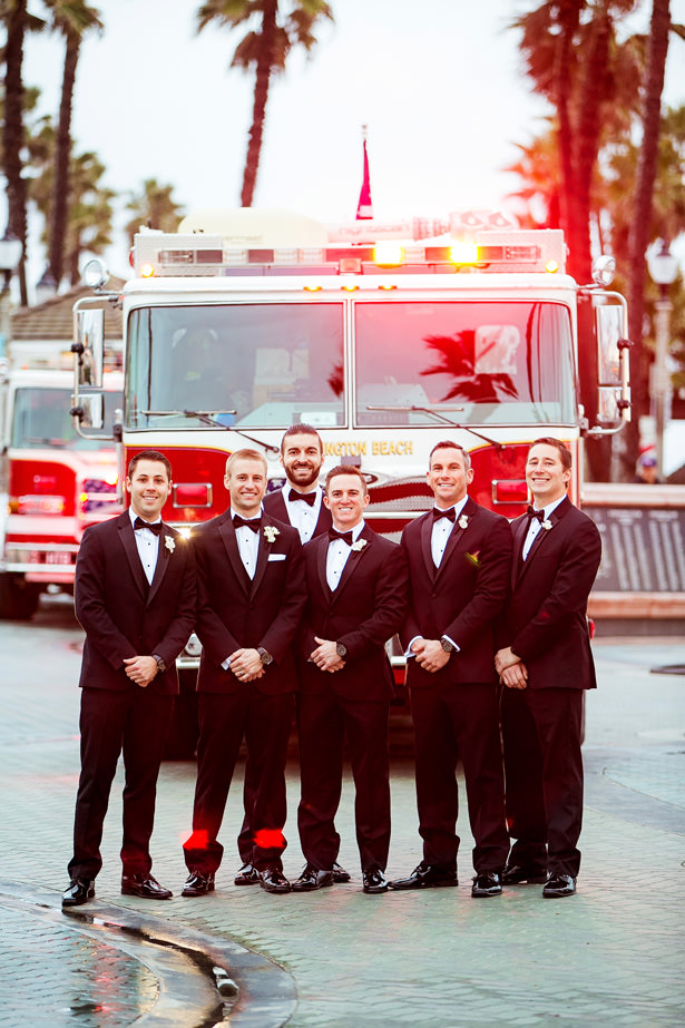 Groomsmen Picture Idea - Christopher Todd Studios