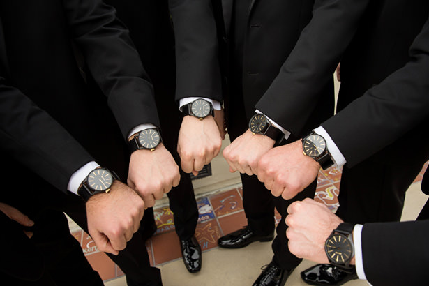 Groomsmen Watch Gift - Christopher Todd Studios
