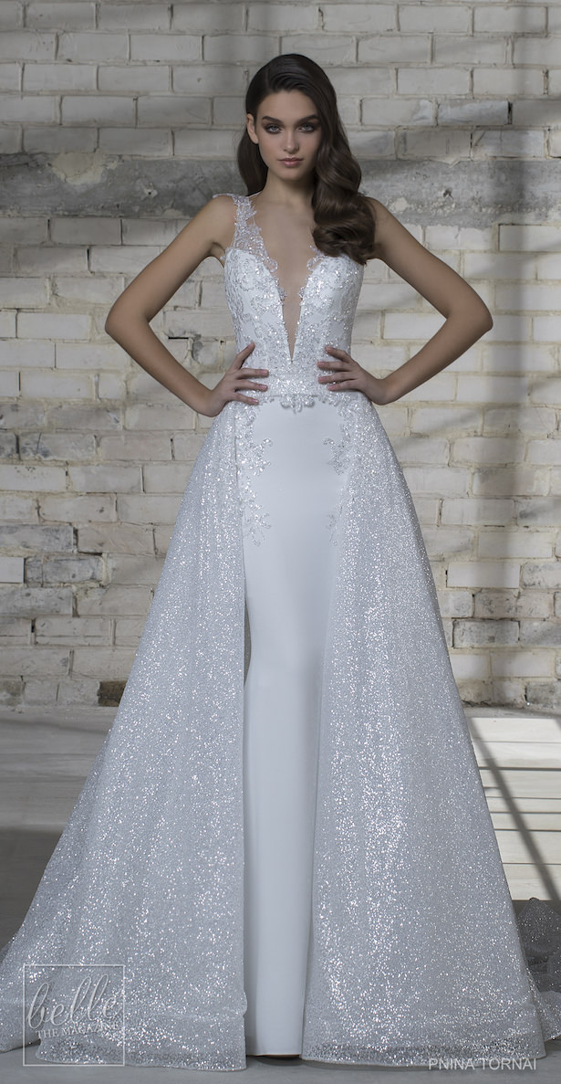 Amor por Pnina Tornai para Kleinfeld Wedding Dress Collection 2019