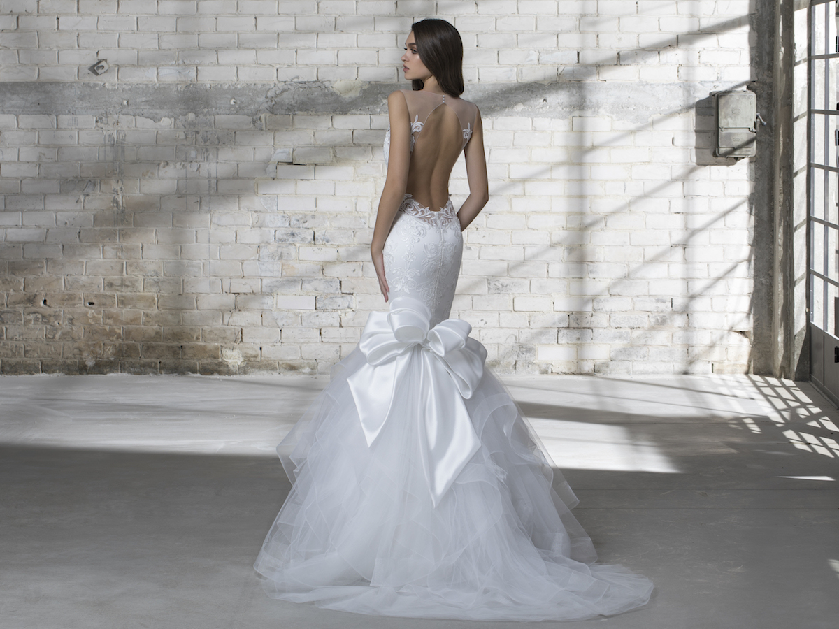 Love by Pnina Tornai for Kleinfeld Wedding Dress Collection 2019 -cover