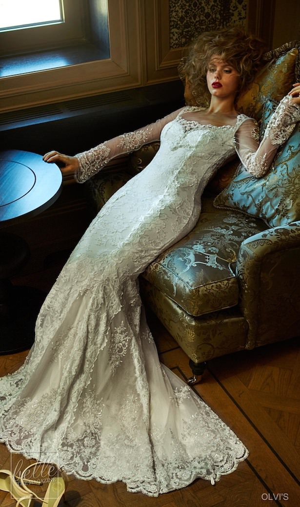 Olvi's Wedding Dresses 2019: Royal Romance Bridal Collection