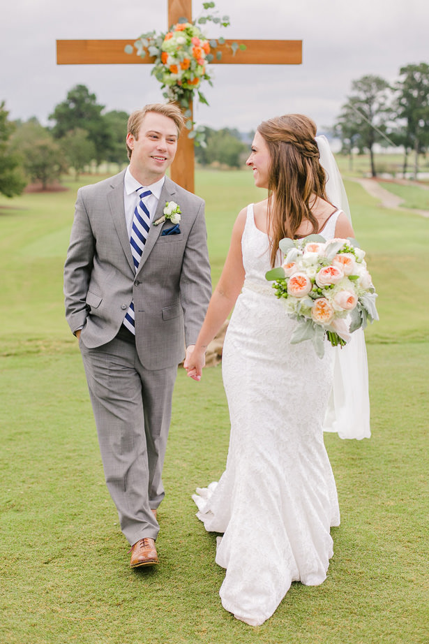 Outdoor Wedding Photo - Allison Nichole Photography
