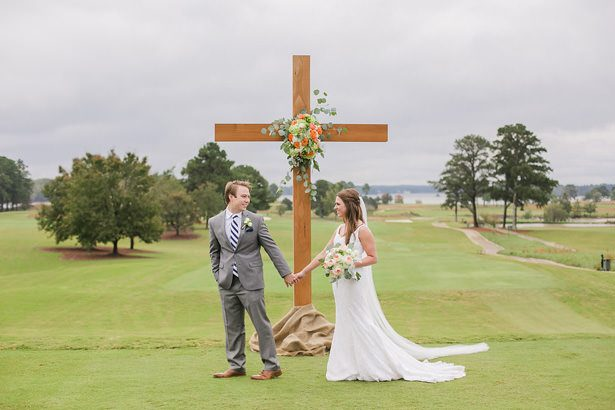 Outdoor Wedding Photo idea - Allison Nichole Photography