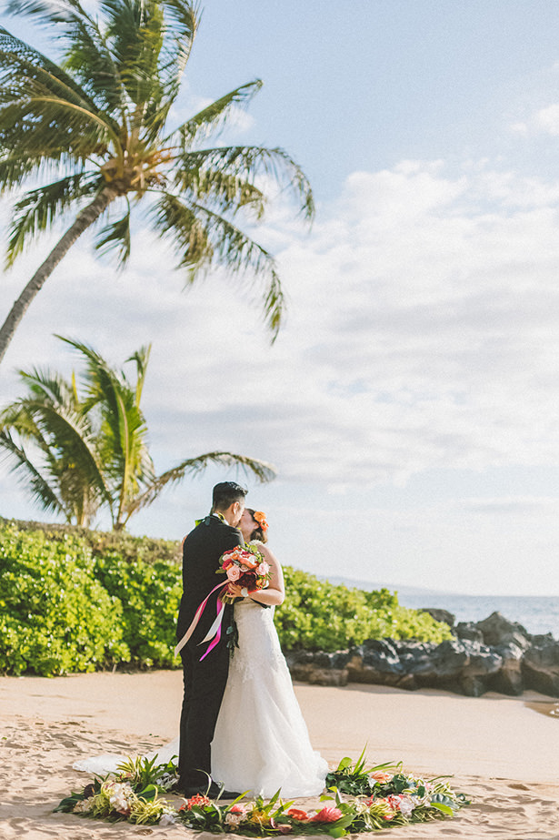 Romantic Tropical Wedding- Angie Diaz Photography