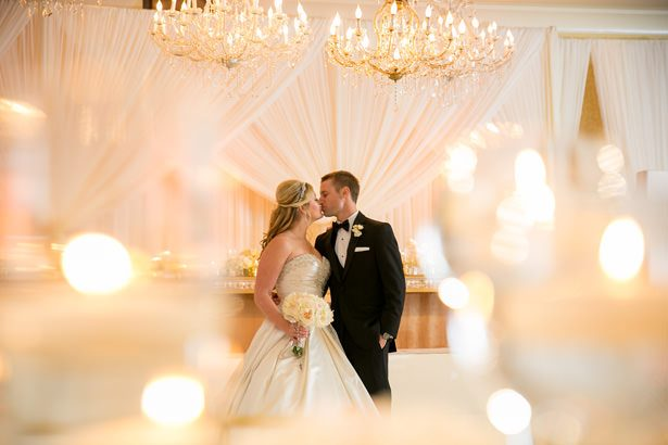 This Blush and Gold Luxe Wedding is a Dream Straight out of a Fairytale