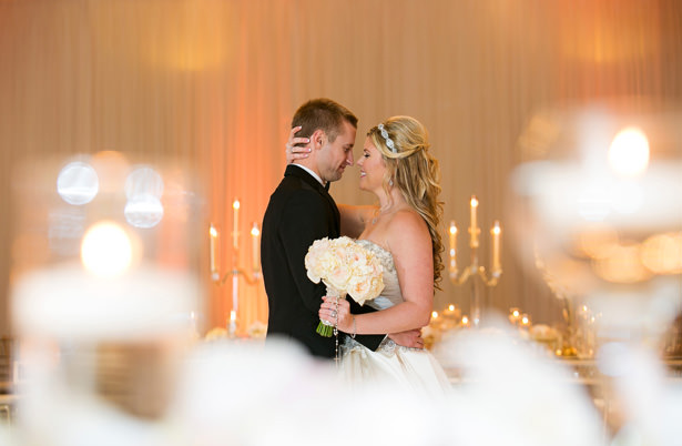 Romantic Wedding Photo - Christopher Todd Studios