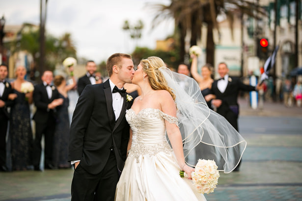 Romantic Wedding Photo Idea - Christopher Todd Studios