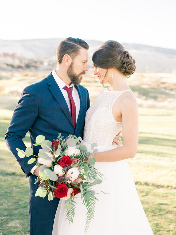 Mountain Wedding Inspiration - Mandy Ford Photography