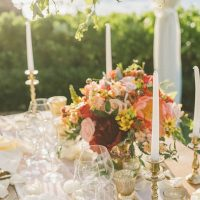 Wedding Candles - Angie Diaz Photography