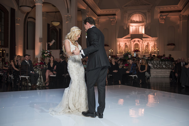 Wedding First Dance - Photography: The Big Affair