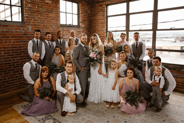 Wedding Party Photo - T&K PHOTOGRAPHY