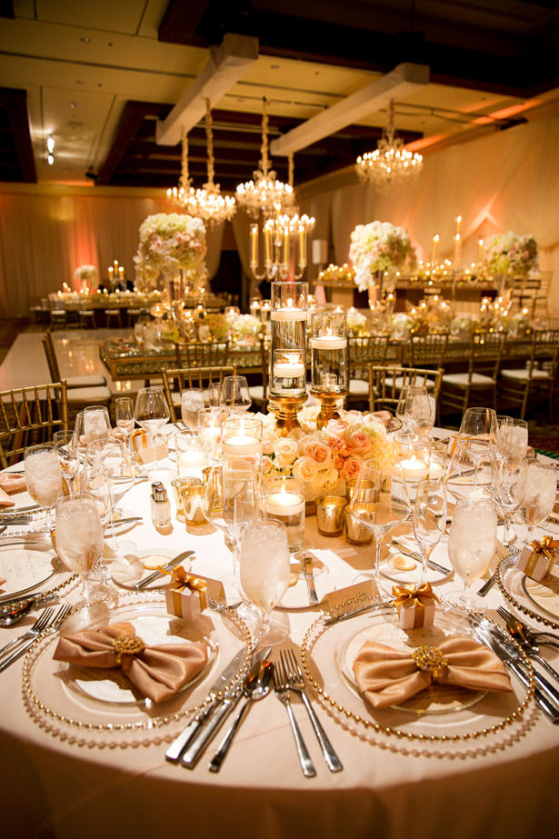 Wedding Reception Decor - Christopher Todd Studios