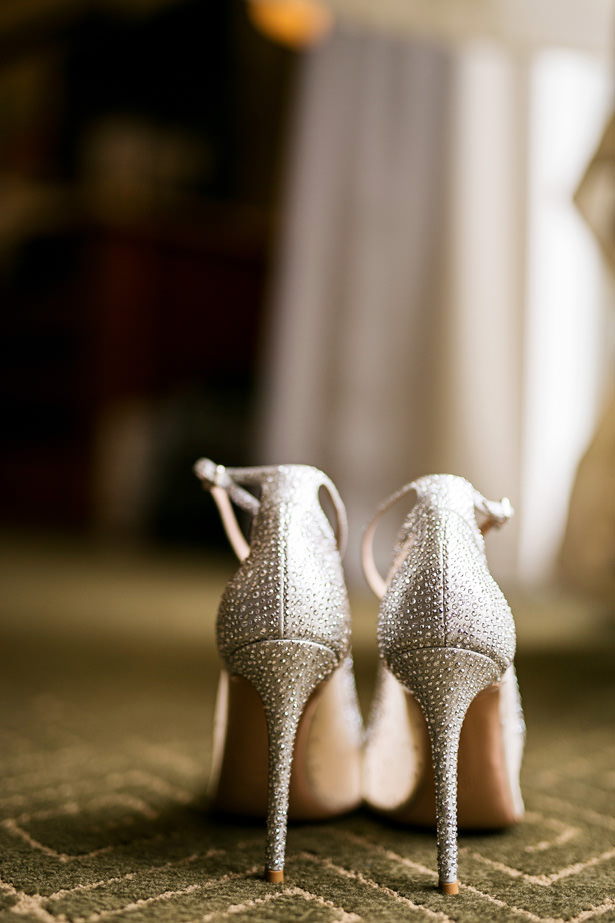 Wedding Shoes - Christopher Todd Studios