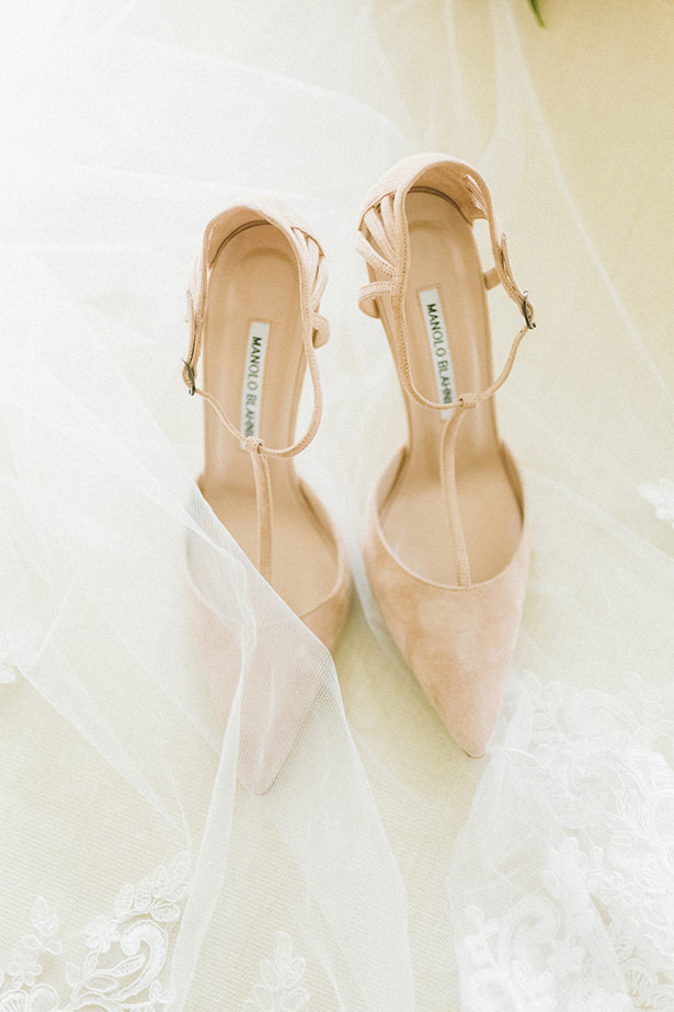 Wedding Shoes - Angie Diaz Photography